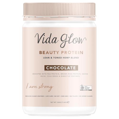 vida glow beauty blend review