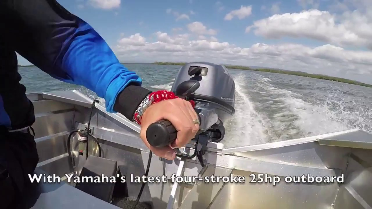 yamaha 4 stroke outboard reviews